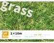 ■今だけ芝ピンおまけつき!期間限定値下げ中■【送料無料】人工芝ロール 1×10m 〔20mm丈〕高級 高密度