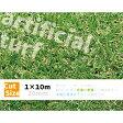 ■今だけ芝ピンおまけつき!期間限定値下げ中■【送料無料】人工芝ロール 1×10m 〔20mm丈〕高級 高密度 リアル人工芝