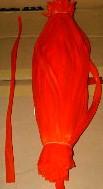 棒ネット赤 45cm