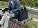 楽天Giardino -メンズバッグ&ラゲッジBITES BY L.E.D.BITES B-3892 薄型薄マチで軽量な2wayナイロンビジネスバッグ 幅40cm キャリーオンできるナイロンブリーフケース LEDバイツ マガジンポケット付き 3層 メーカー希望小売価格¥19,000 送料無料