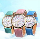 【キュンッ!とするユニコーンの可愛い時計】ユニコーン 腕時計 リストウォッチ 子供 女の子 小学生 中学生 高校生 女の子腕時計 姫 女性 友達 プレゼント お揃い 誕生日プレゼント 時計