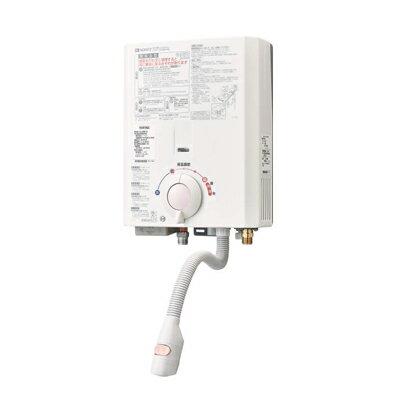 ☆*ノーリツ*GQ-530MW/GQ-530MWK ガス小型湯沸器 屋内壁掛設置型 元止め式[GQ-520MW/GQ-520MWKの後継品] 【送料・代引無料】
