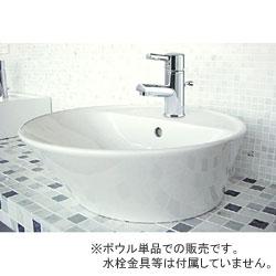 *ジャニス*L455CFBW1 手洗器 サークルライン 直径450mm【送料無料】