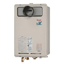 【無料3年保証/工事もご依頼で5年】【送料・代引無料】*リンナイ*RUJ-V2011T ガス給湯器 屋外壁掛型 高温供給式タイプ 20号15Aタイプ PS扉内設置型