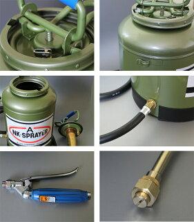 NK-スプレイヤーA(アスファルト乳剤散布用)