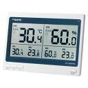 【送料無料】佐藤計量器 デジタル温湿度計 PC-5400TRH