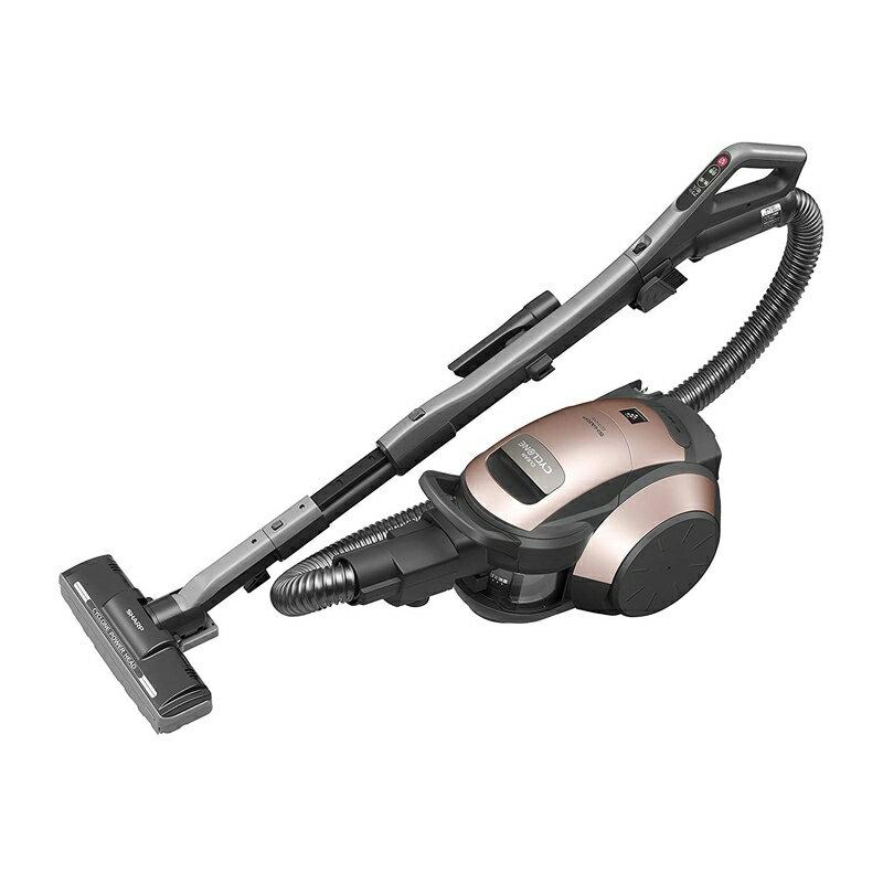 シャープ SHARP サイクロン掃除機 軽量・コンパクト プラズマクラスター搭載 ピンク EC-PX700-P