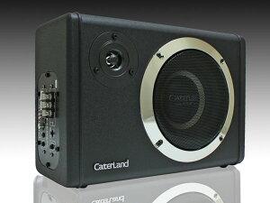 ◆高中低音の切替可能バスレフBOXタイプ200Wアンプ内蔵パワードサブウーファーSP-625Q