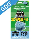【最大2,000円OFFクーポン配布中!】 タバタ Tabata 三角先生フィット GV0366