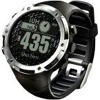ショットナビ Shot Navi ショットナビW1-FWGPS 腕時計