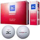 ミズノ 201 D201 ボール[ゴルフ用品 ゴルフ ボール...