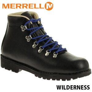 送料無料 メレル MERRELL ユニセックス ブーツ ウィルダネス WILDERNESS レディース メンズ アウトドア 1015 MERU1015