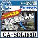 地図更新ソフトパナソニック カーナビ用 CA-SDL189D...
