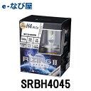 スフィアライトライジング2 バイク用LEDヘッドライト H4 Hi/Lo 12V 4500K SRBH4045 新機能アシストハイビーム