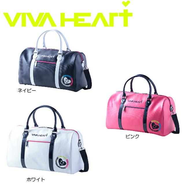 【送料無料】【2017年モデル】 VIVA HEART ビバハート ボストンバッグ VHB021 【?浅い】