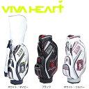 【送料無料】【2017年モデル】 VIVA HEART ビバハート メンズ キャディバッグ VHC020
