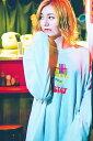 ショッピングロング NAGAHAMA(世田谷店)×HEDWiNG コラボLong sleeve T-shirt Light Blue