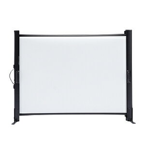プロジェクタースクリーン(40型相当)モバイルスクリーン