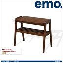 【びっくり特典あり】【送料無料】 emo. サイドラック EMR-2411 【エモ】【玄関ラック】【リビング収納】【サイドテーブル】