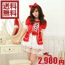 萌え ゴスロリ系 可愛い 赤ドレス
