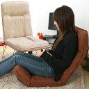 3箇所リクライニング低反発座椅子 レシェンテ 座椅子