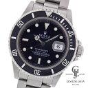 ロレックス サブマリーナ 16800 ブラック 【ROLEX】メンズ 自動巻き 腕時計