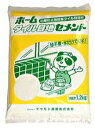 ホーム タイル目地セメント 5kg 色:白 【DK】※代引き不可商品※