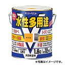 【サンデーペイント】水性多用途 14L 白 ※代引き不可商品※【K】
