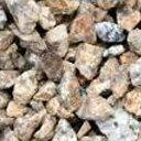 【送料無料】【玉砂利】淡路錆石【5分(13〜18mm)】【18kg】※代引き不可商品※【K】