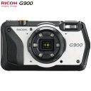 新品 リコー RICOH G900 現場仕様 デジタルカメラ 通常モデル 当店オリジナル特典あり(SDカード8GB、レンズフィルター、液晶保護フィルム)