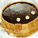 バースデーケーキ ☆チョコムースのケーキ☆