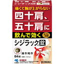 【第2類医薬品】小林製薬 シジラック錠 84錠(独活葛根湯)