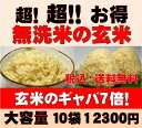 【28年新米】白米モード楽々炊飯!圧倒的に美味しい減農薬の玄氣1.5kg×10袋(15kg真空パック