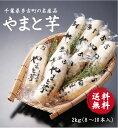 高木さん家の大和芋 2kg(8〜10本)【送料無料】