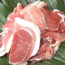 元気豚 切り落とし 2kg(500g×4袋)【千葉県産豚肉】【三元豚】