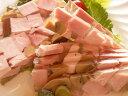 説明 ☆シンケンズルツェ☆ハムの角切り肉とマッシュルームをコンソメゼリーで固めたコールドソーセージです。白ワインのおつまみ...