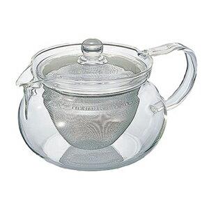 커피콩 茶茶 주전자 원형 내 열 유리 주전자 CHJMN-45T