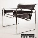 《100%MADE IN ITALY》マルセル・ブロイヤー ワシリーチェア スティールライン社DESIGN900