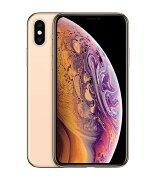 【中古】【安心保証】 au iPhoneXS[64G] ゴールド