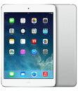 【中古】【安心保証】SoftBank iPadmini2[セルラー64G] シルバー