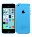 【中古】【安心保証】 docomo iPhone5c 32GB-d ブルー