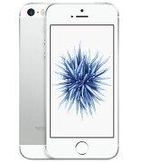 【中古】【安心保証】 SIMフリー iPhoneSE[64GB] シルバー