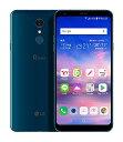 Y!mobile 801LG ブルー