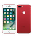 【中古】【安心保証】 docomo iPhone7Plus 256GB レッド