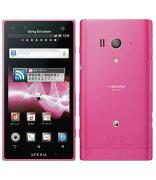 【中古】【安心保証】 docomo Mobile with series Xperia acro HD SO-03D
