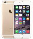 【ポイント最大33倍】SoftBank iPhone6[128G] ゴールド【中古】【安心保証】
