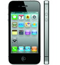【中古】【安心保証】 SoftBank iPhone4[32GB] ブラック