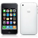 【中古】【安心保証】 SoftBank iPhone3GS[16GB] ホワイト