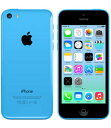 【中古】【安心保証】 SoftBank iPhone5c[32GB-s] ブルー
