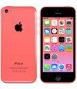 【中古】【安心保証】 SoftBank iPhone5c[32GB-s] ピンク